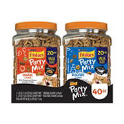 Purina Friskies Cat Treats Party Mix, 2 pk./20 oz.