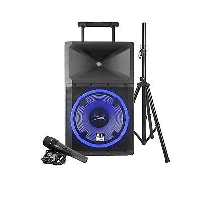 Altec Lansing Party Star Bluetooth Karaoke Speaker