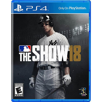 MLB: The Show 18 (PS4)