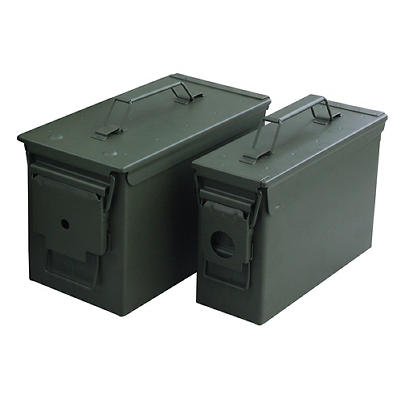 Fortress 2-Pc. Ammo Box