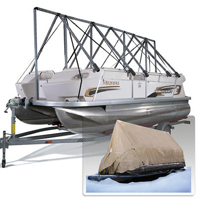 Navigloo Storage System for 19-23' Fishing Boats, Pontoon Boats and Ru