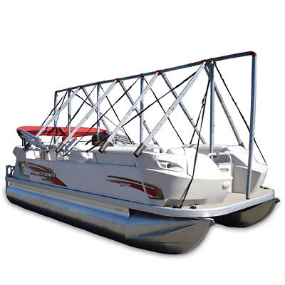 """Navigloo Storage System for 14-18'6"""" Pontoon Boats, Fishing Boats and"""