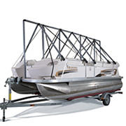 "Navigloo Storage System for 19-22'6"" Pontoon Boats, Fishing Boats and Runabouts Without Tarp"