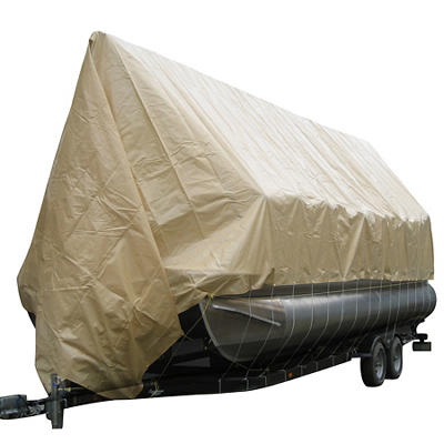 Navigloo Storage System for 23-24' Pontoon Boats with 19' x 32' Tarpau