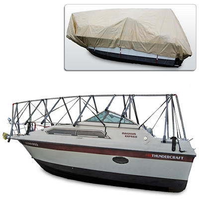 Navigloo Storage System for 23-24' Cuddy Cabin Runabouts with 19' x 32