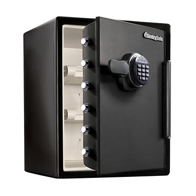 SentrySafe 2-Cu.-Ft. Water-Resistant Fire Safe