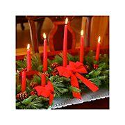 InBloom Christmas Classic 5-Candle Centerpiece