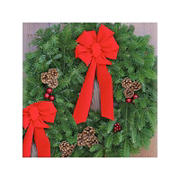 "Classic 30"" Holiday Wreath"