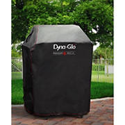 """Dyna-Glo Premium Small Space LP Gas Grill Cover for 29"""" Grill"""