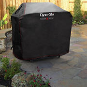 """Dyna-Glo Premium 4-Burner Gas Grill Cover for 53"""" Grill"""