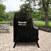 """Dyna-Glo Premium Vertical Offset Charcoal Smoker Cover for 34"""" Smoker"""