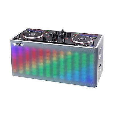 Gemini MIX2GO Wireless DJ Sound System