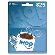 $25 IHOP Restaurant Gift Card