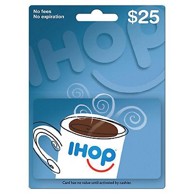 $25 IHOP Restaurant Gift Card