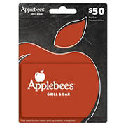 $50 Applebee's Gift Card