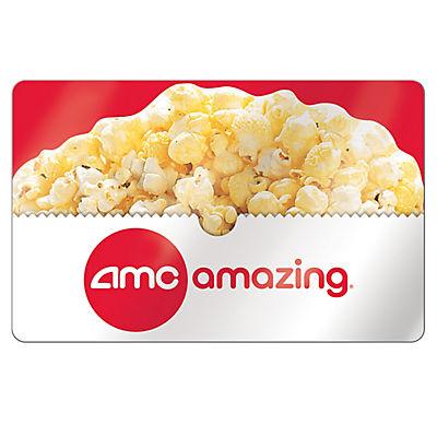 $25 AMC Gift Card