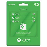 Gaming Gift Cards