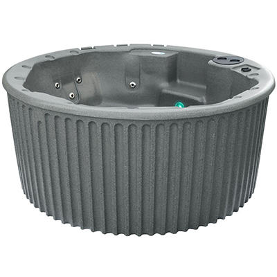 Celestial Spas Aspen 6-Person 26-Jet Spa - Gray