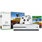 Xbox One S PlayerUnknown's Battlegrounds 1TB Console Bundle