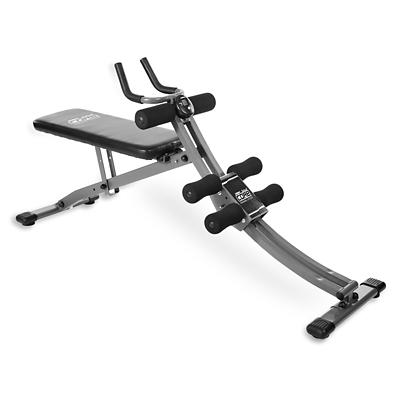 Stamina 3-in-1 Core Training System - Black/Gray