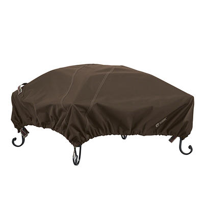 "Classic Accessories Madrona 40"" Square Fire Pit Cover"