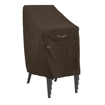 Classic Accessories Madrona Stackable Patio Chair Cover