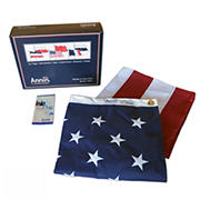 Annin Flagmakers Tough-Tex 6' x 10' American Flag