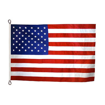 Annin Flagmakers Tough-Tex 8' x 12' American Flag