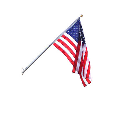 Annin Flagmakers 4' x 6' American Flag with Spinning Pole Set