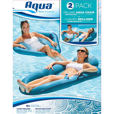 Waterlife Aqua Premium Comfort Lounge and Comfort Chair Set