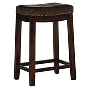 Linnix Barstool - Brown