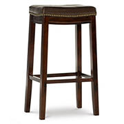 Linnix Counter Stool - Brown