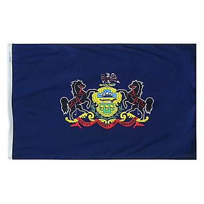 Annin Flagmakers 4' x 6' State Flag - Pennsylvania Flag