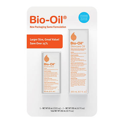 Bio-Oil Skincare Oil and Specialist Skincare Oil Dual Pack, 6.7 fl. oz