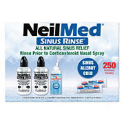Sinus & Head Congestion