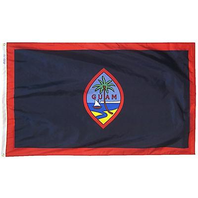 Annin Flagmakers 3' x 5' Guam Flag