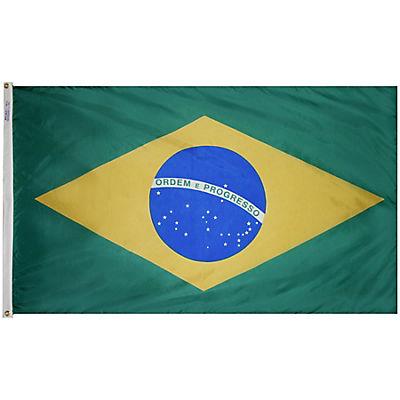 Annin Flagmakers 4' x 6' Flag of Brazil