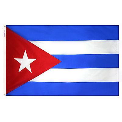 Annin Flagmakers 4' x 6' Flag of Cuba