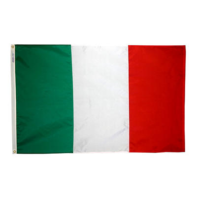 Annin Flagmakers 4' x 6' Flag of Italy