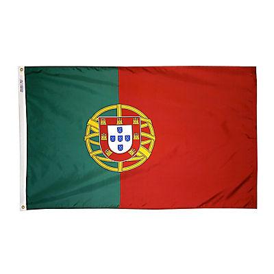 Annin Flagmakers 4' x 6' Flag of Portugal