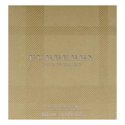 Burberry Eau De Toilette Spray, 3.3 oz.