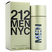 Carolina Herrera 212 Eau De Toilette Spray, 3.4 oz.