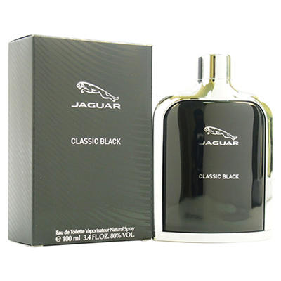 Jaguar 3.4 oz.Classic Black Eau De Toilette Spray