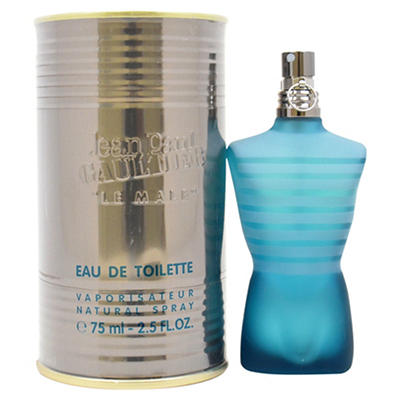 Jean Paul Gaultier 2.5 oz.Le Male Eau De Toilette Spray