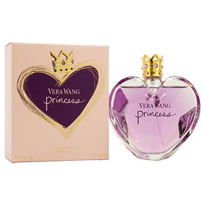 Vera Wang Princess Eau De Toilette Spray, 3.4 oz.