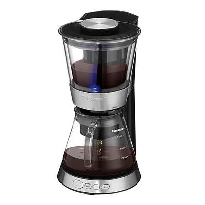 Cuisinart 7-Cup Fast Cold Brew Coffee Maker - Stainless Steel