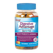 Digestive Advantage Probiotic Gummies, 120 ct.