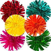 Painted Spider Mums, 100 Stems - Fiesta Assorted