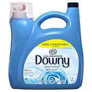 Downy Ultra Concentrated Clean Breeze Fabric Conditioner, 138 fl. oz.