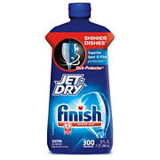 Finish Jet-Dry Dishwasher Rinse Agent, 32 oz.